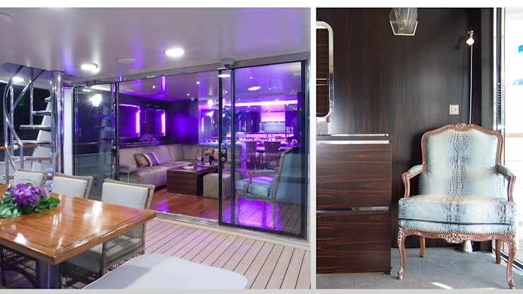 Modern Yachts and Jets by ARCHITECTURAL DECO Modern