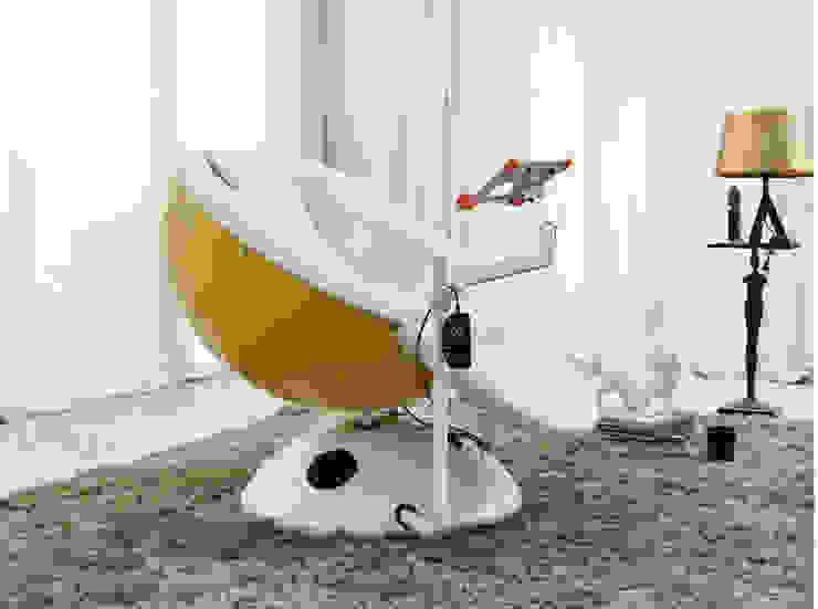 Gllamor Cap Laptop chair: modern  by Gllamor,Modern