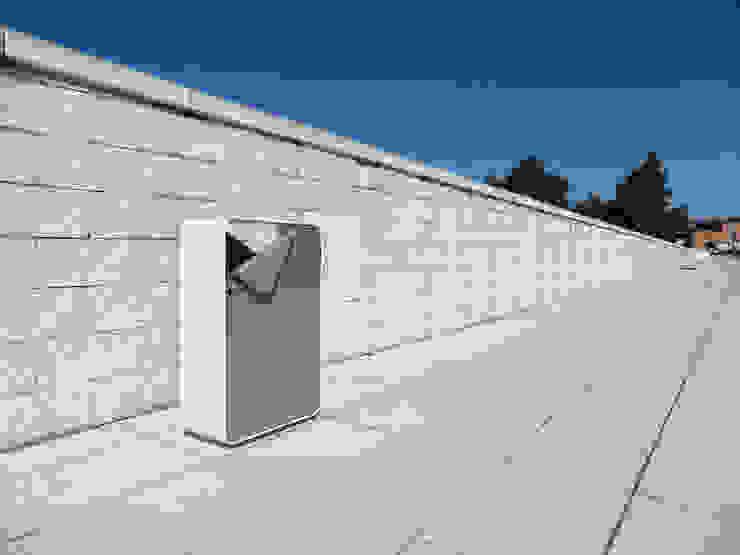 Papeleira Sheet por Larus Design Moderno Ferro/Aço