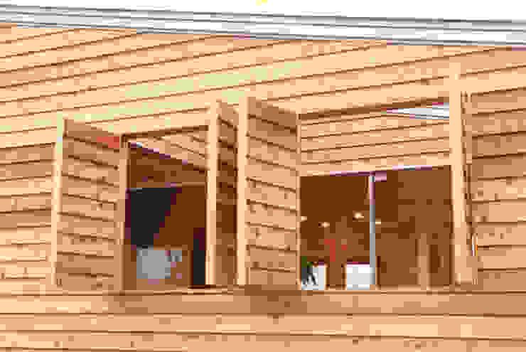 MAKINOHARA オリジナルな 窓&ドア の 江口智行建築設計事務所アイビーアンドヴァインズ一級建築士事務所 オリジナル