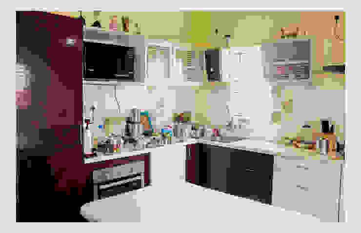 Happy Homes Designers 廚房收納櫃與書櫃