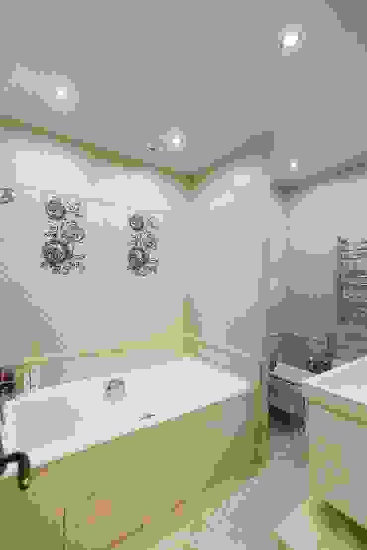 Ванная комната при спальне от INTERIOR PROJECT studio