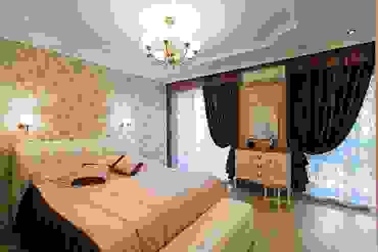 Спальня от INTERIOR PROJECT studio
