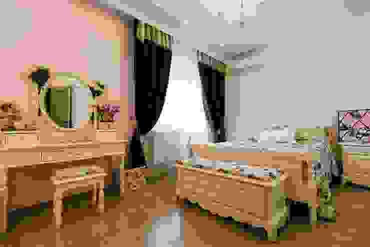 Комната старшей дочери от INTERIOR PROJECT studio
