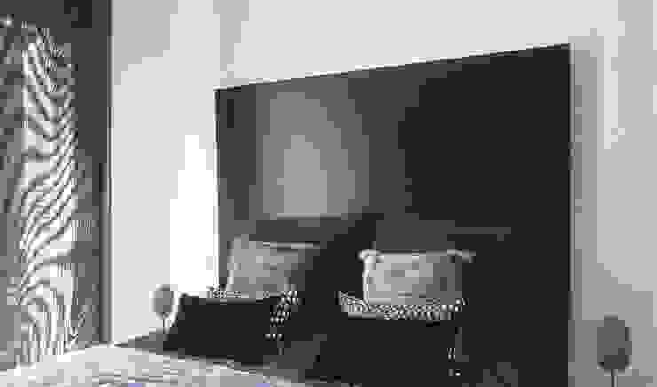 BOH Dormitorios de estilo moderno de MILLENIUM ARCHITECTURE Moderno
