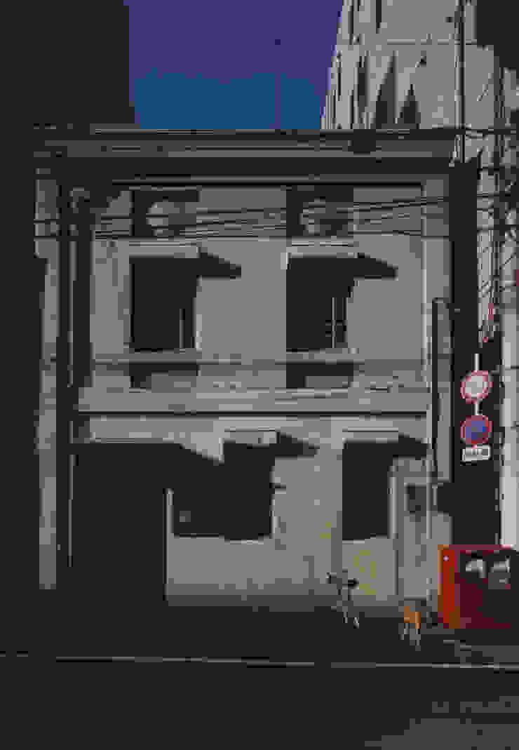 アトリエ モダンな 家 の 建築設計室Morizo- モダン