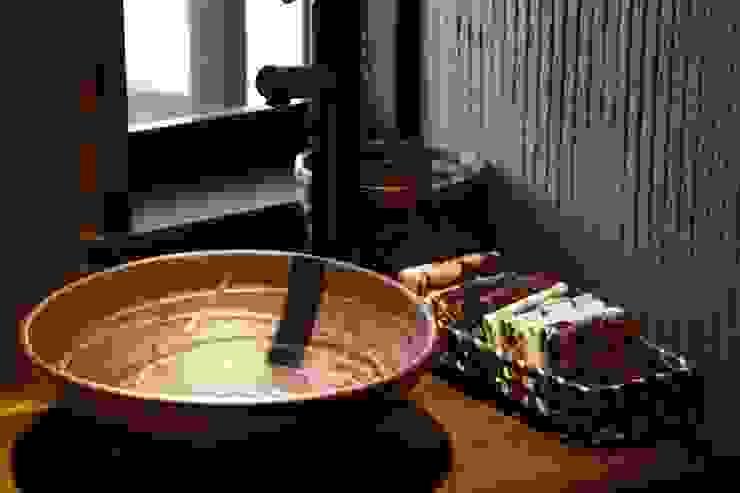 神奈川県鎌倉市 鎌倉山の家 オリジナルスタイルの お風呂 の Gen Design Factory オリジナル