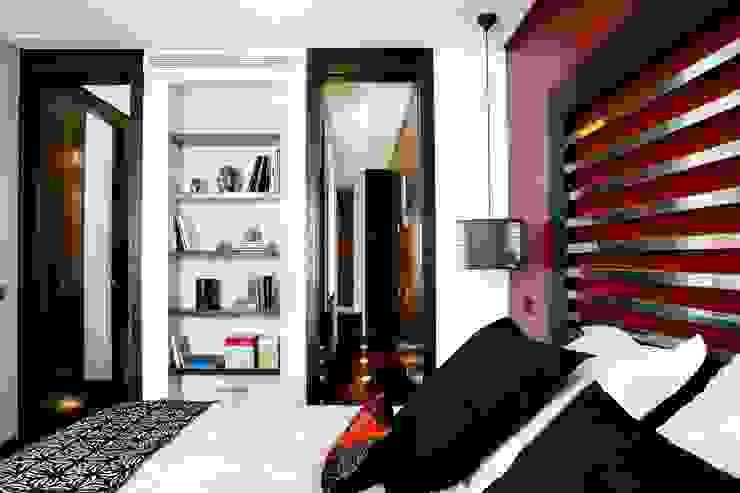 RIVIA Dormitorios de estilo moderno de MILLENIUM ARCHITECTURE Moderno