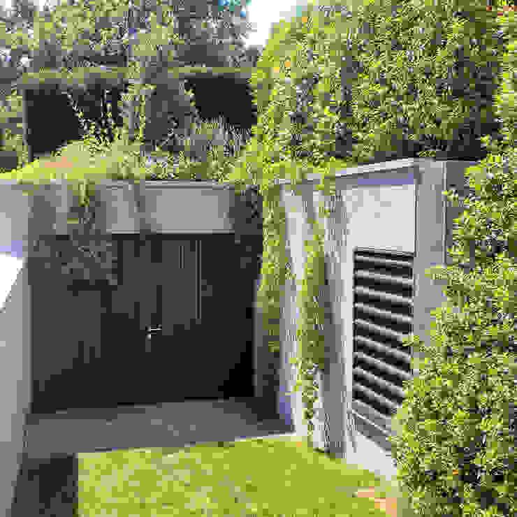Jardines de estilo moderno de BERND WALDVOGEL LANDSCHAFTSARCHITEKTUR Moderno