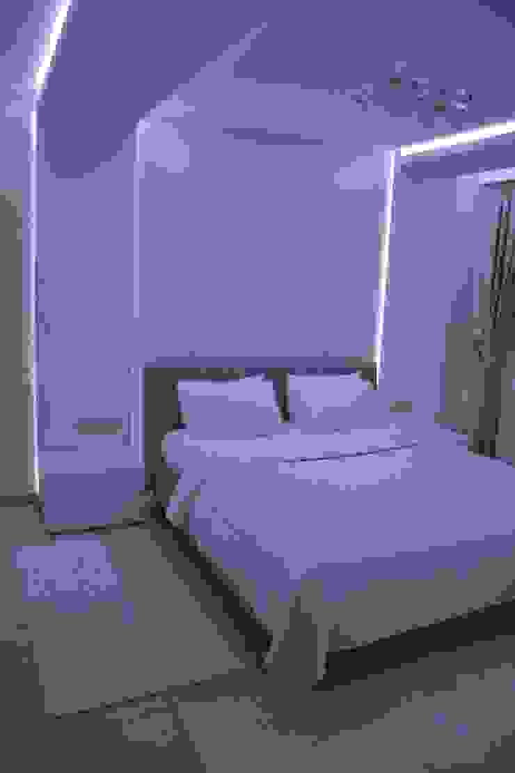Özel Konut Tasarımı Modern Yatak Odası Deco Mimarlik Modern
