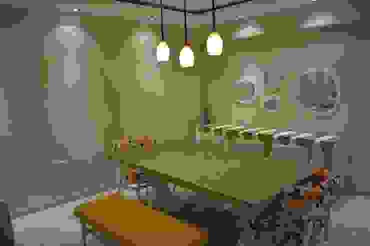 Özel Konut Tasarımı Modern Yemek Odası Deco Mimarlik Modern