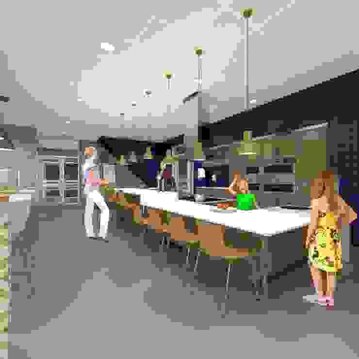 MFA KAZ Zwijndrecht Moderne scholen van architectenburo frans van roy Modern