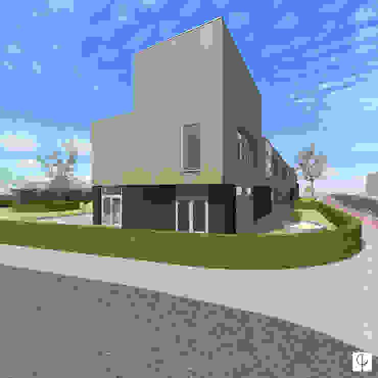MFA KAZ Zwijndrecht: modern  door architectenburo frans van roy, Modern