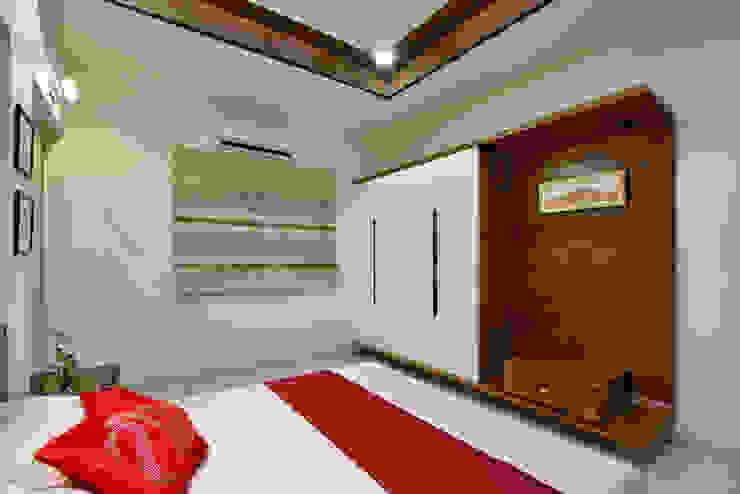 SPACEPLUS BedroomDressing tables Wood Brown
