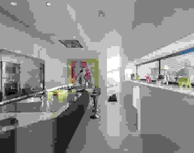 woonhuis eekhof Eclectische keukens van Engelman Architecten Eclectisch