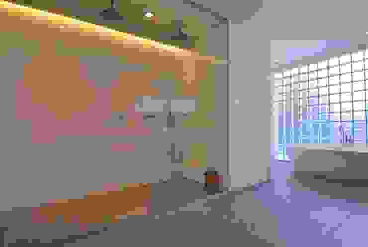 Baños de estilo  por Vergouwen & Van Rijen architecten BNA BVBA