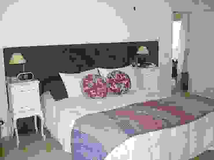 Dormitorio principal Cuartos de estilo rústico de Fainzilber Arqts. Rústico