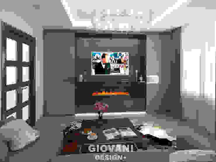 Living room by Giovani Design Studio