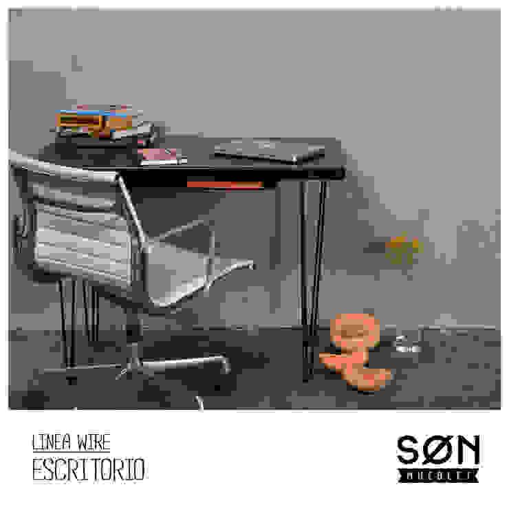 minimalist  by SØN Muebles, Minimalist