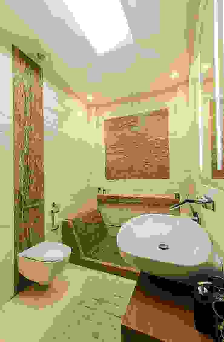 Проект <q>Детали</q> Ванная комната в стиле минимализм от Medianyk Studio Минимализм