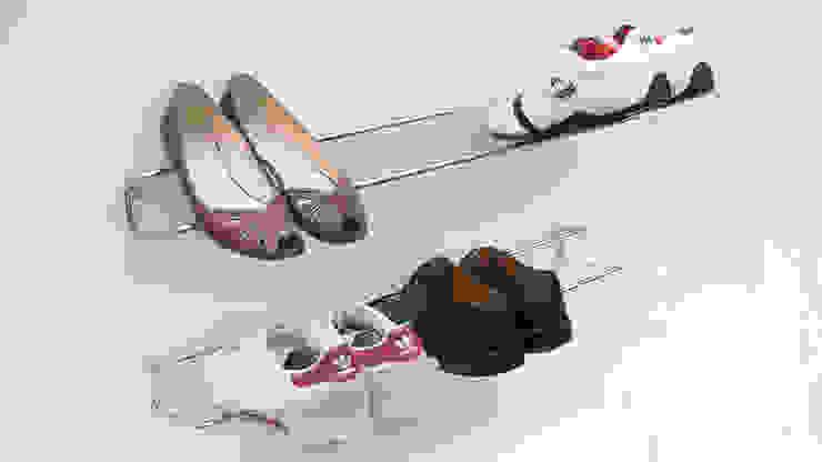 Wired Shoe Rack HeadSprung Ltd DormitoriosAccesorios y decoración