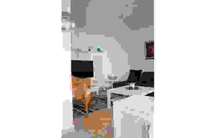 D2 Evi Modern Oturma Odası DAFNI MİMARLIK Modern