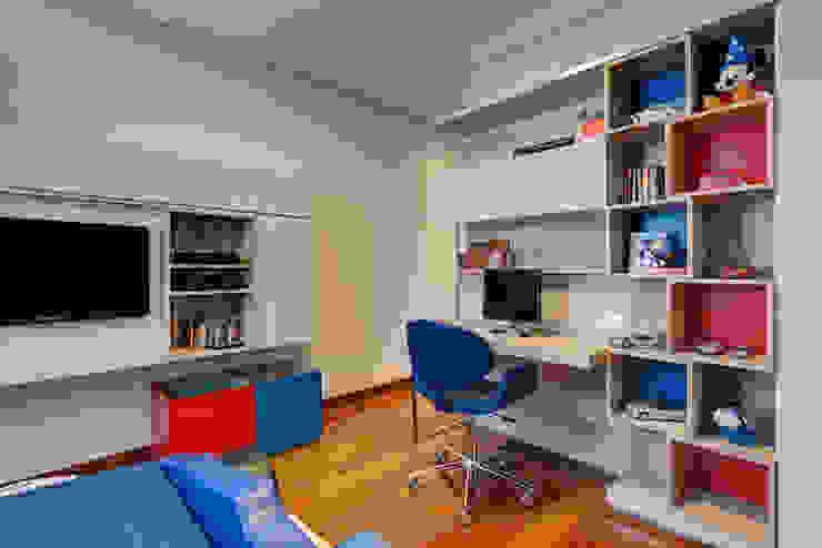 Modern nursery/kids room by Lage Caporali Arquitetas Associadas Modern