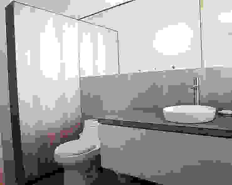Ausgefallene Badezimmer von Mayúscula Arquitectos Ausgefallen