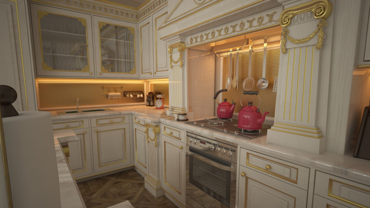 Avantgarde Kitchen Design by Bley Klasik