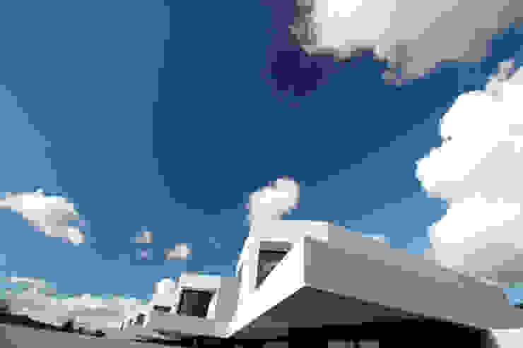 Pátios d'Este Casas modernas por TRAMA arquitetos Moderno