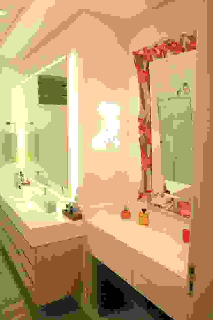 Banheiro Social Banheiros modernos por Atelier Espaço Santa Moderno