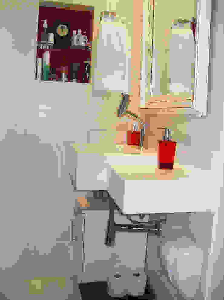 Banheiro Suite Banheiros modernos por Atelier Espaço Santa Moderno