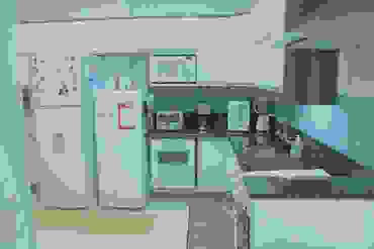 Cozinha Cozinhas modernas por Atelier Espaço Santa Moderno
