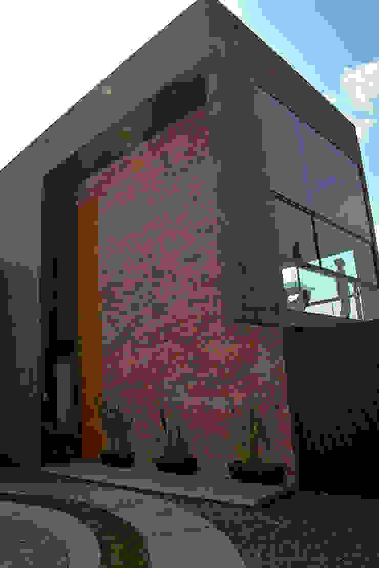 Sol 25_19 Casas industriales de Proyecto Cafeina Industrial Piedra