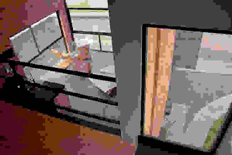 Sol 25_24 Salones industriales de Proyecto Cafeina Industrial Madera Acabado en madera