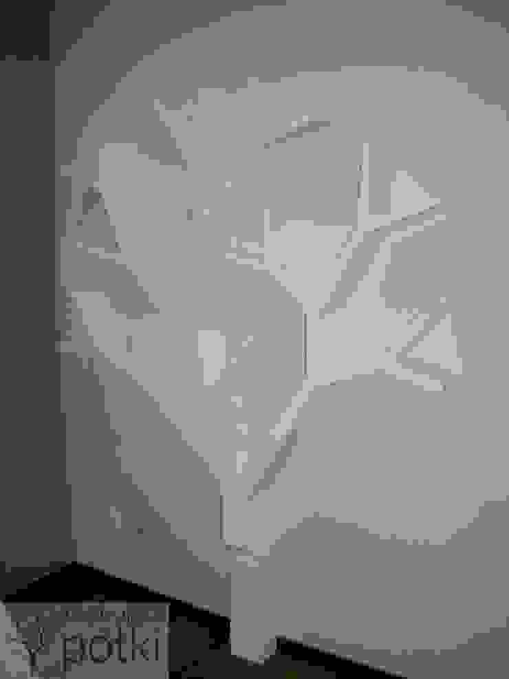 Półka jak drzewo 210x180 od INSPIRUJĄCE PÓŁKI Nowoczesny