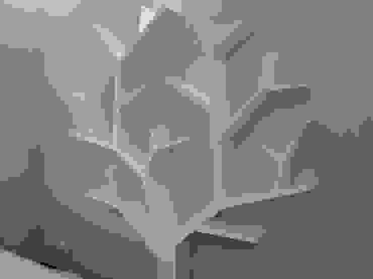 Półka jak drzewo 210x170x18cm od INSPIRUJĄCE PÓŁKI Nowoczesny
