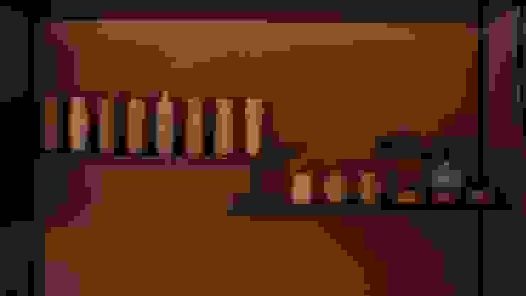 KARMI: 株式会社 我戸幹男商店が手掛けた現代のです。,モダン 木 木目調