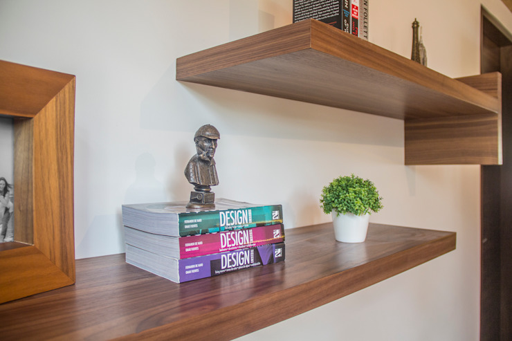 modern  by Inédito , Modern Wood Wood effect