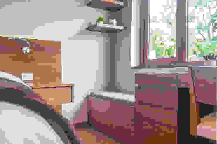 Proyecto Casa Minas de Inédito Moderno Madera Acabado en madera