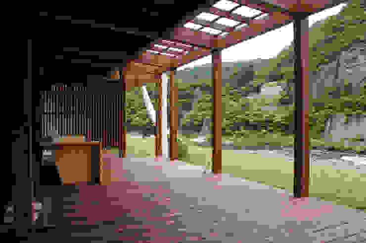 img03 アジア風商業空間 の ハクアーキテクツスタジオ 和風