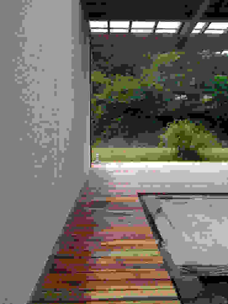 img06 アジア風商業空間 の ハクアーキテクツスタジオ 和風