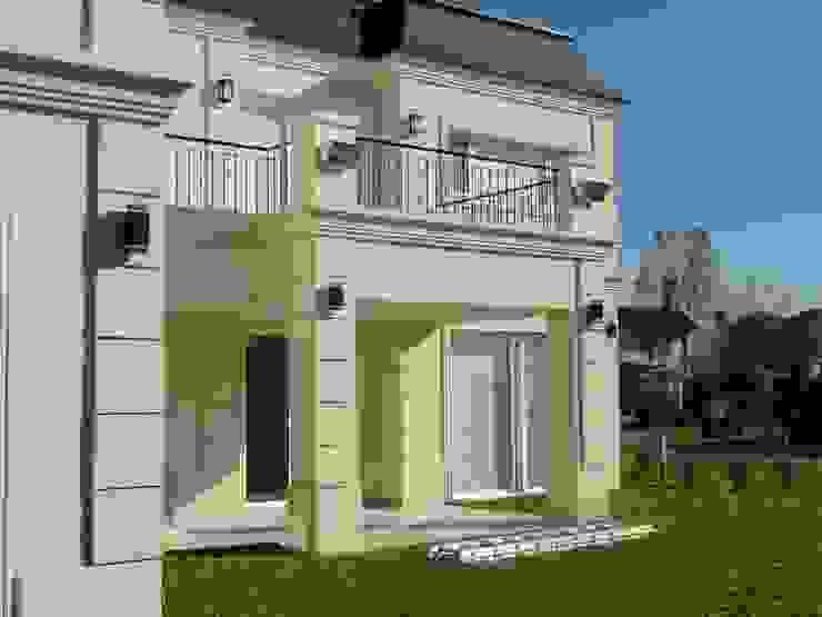 Casa en Castores – Nordelta Casas clásicas de Arquitectos Building M&CC - (Marcelo Rueda, Claudio Castiglia y Claudia Rueda) Clásico