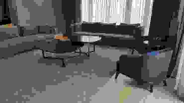N'CESUR FURNİTURE – salon: modern tarz , Modern