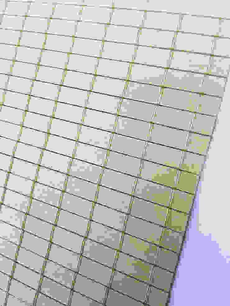 簾スクリーン-1 フォレス №1: 井上スダレ株式会社が手掛けた現代のです。,モダン 木 木目調