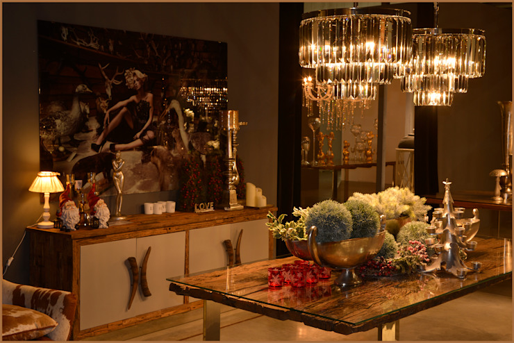 Home decoration van Groothandel in decoratie en lifestyle artikelen Landelijk