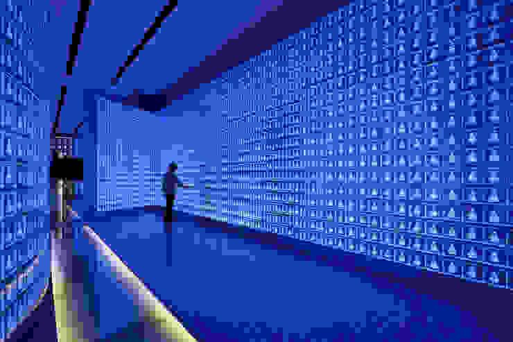 Crystal Palace モダンデザインの 多目的室 の 藤村デザインスタジオ / FUJIMURA DESIGIN STUDIO モダン ガラス