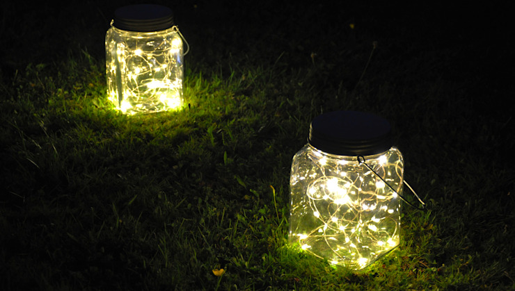 Cosmic Jar HeadSprung Ltd Garden Lighting