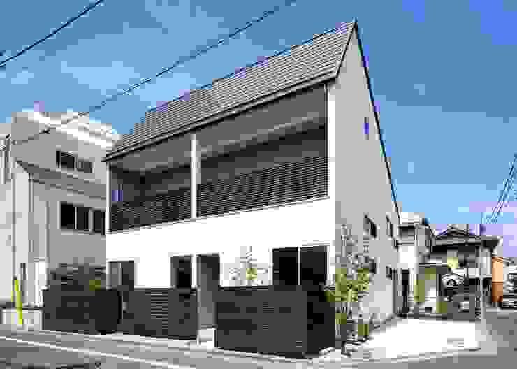 外観 Unico design一級建築士事務所 オリジナルな 家