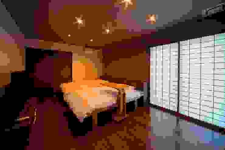 作品 モダンスタイルの寝室 の 建築研究室セクションアール北陸アトリエ モダン